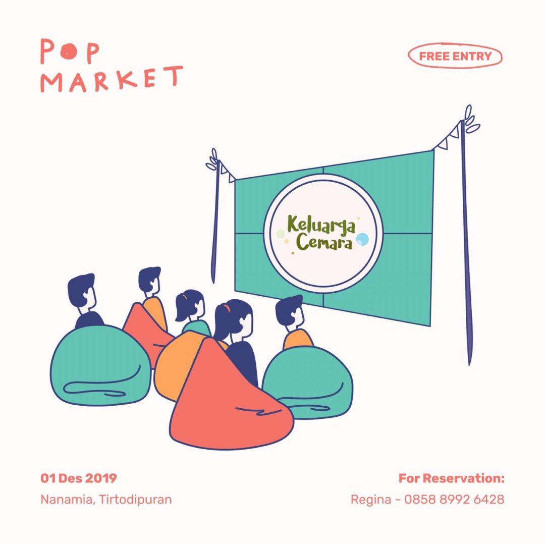 Screening Movie by Pop Market